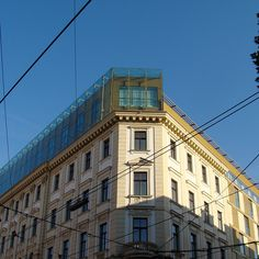 Vienna, Multi Story Building, Architecture, Attic Conversion, Arquitetura, Architecture Design