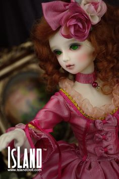 1/4 Amy Versailles Palace_1/4_Doll_FIRST_Islanddoll