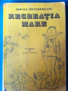 "... to review ""Mircea Sintimbreanu -Recreatia Mare"" Anulează răspuns Children's Book Illustration, Illustrator, Artwork, Books, Kids, Vintage, Young Children, Work Of Art, Libros"