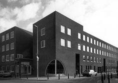Alvaro Siza  Schilderswijk Ward Social Housing, The Hague, The Netherlands 1983-1988, 1989-1993