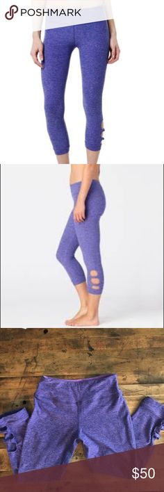 Selling this Beyond Yoga Circle Back Capri Legging on Poshmark! My username is: fmbudesheim. #shopmycloset #poshmark #fashion #shopping #style #forsale #Beyond Yoga #Pants