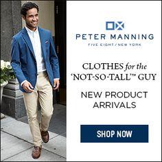 Should Short Men Wear Elevator Shoes?