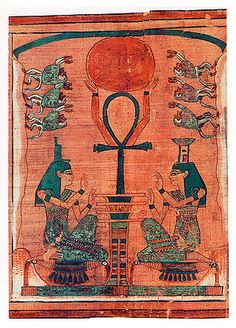 by: Reverend Brenda Hoffman The Ankh (aka the crux aitsata, or the 'ansate' or 'handled cross') was sacred to the ancient Egyptians (this is actually the land of Ancient Kem…