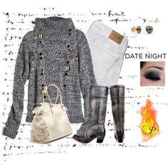 """Date Night"" by pyroprincess on Polyvore"