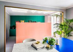Memphis Revival: Masquespacio's Renovated Design Studio in Valencia, Spain Interior Design Pictures, Interior Desing, Studio Interior, Interior Architecture, Interior Decorating, Decorating Ideas, Decorating Websites, Decor Ideas, Spanish Design
