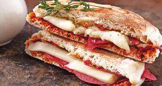 Salçalı ve Kekikli Tost | Mutfakta Yemek Tarifleri