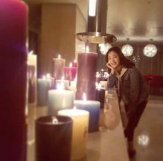 Beautiful picture of Kim Go Eun was taken by Gong Yoo.