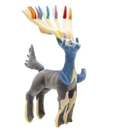 New Pokemon Center Original Xerneas Plush Doll Toy x and Y ★ F s Japan | eBay