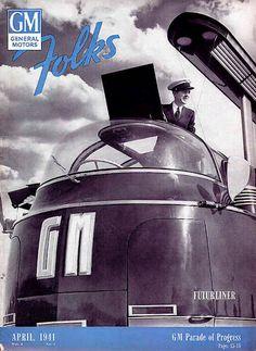 1941 GM Futurliner