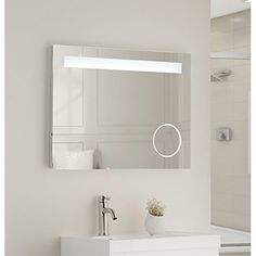 Hilton Hotel Project Bathroom Mirror With 3000 6000k Led