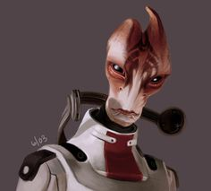 Mordin Solus - Day 7 by weemiji on DeviantArt