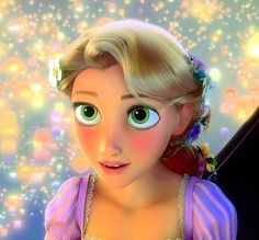 Princess Rapunzel Enredados Tangled Disney
