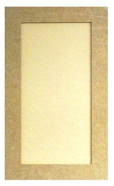 Cabinet Door World - MDF Shaker Door, $0.01 (http://www.cabinetdoorworld.com/mdf-shaker-door/)