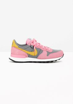 & Other Stories image 1 of Nike Internationalist in Pink