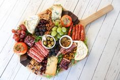 How to make charcuterie and cheese platter your guests will devour.