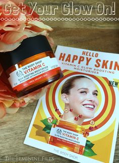 Body Shop Vitamin C Glow Boosting Moisturizer Fight Fatigued Skin with The Body Shop Vitamin C Glow Boosting Moisturizer!Fight Fatigued Skin with The Body Shop Vitamin C Glow Boosting Moisturizer! Body Shop At Home, The Body Shop, Blog Love, Beauty Recipe, Diy Skin Care, Moisturiser, Vitamin C, Diy Beauty, Best Makeup Products
