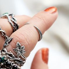Your Demon Midi Ring by Shop Dixi