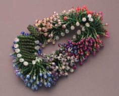"Pamela Aronoff  Jewelry and other Ornamental Ideas  ""Monet's Garden"""