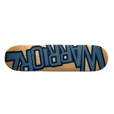 Warriorz Skateboard