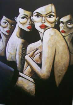 Burlesque by Terry Bradley