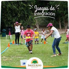 Sauce Alto Resort | Cienguilla | Juegos de integración.
