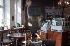 Louise Chérie Café - Not Quite Berlin