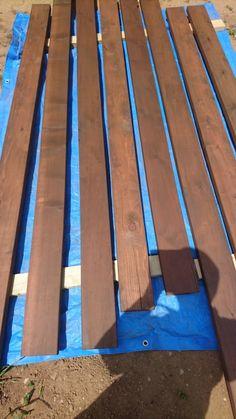 f:id:naotaro-man:20180302141921j:plain Deck, Wood, Crafts, Manualidades, Woodwind Instrument, Front Porches, Timber Wood, Trees, Handmade Crafts