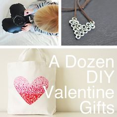 Sweet V-Day Stuff to Make for (or with) the