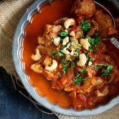 Indrefilet av svin med curry og øl