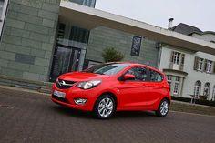 Allnew Opel Karl/Vauxhall Viva - Tracktest: http://www.neuwagen.de/fahrberichte/12218-opel-karl-mit-grossen-tugenden.html