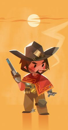 McCree by Chie Y. Boyd