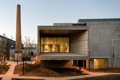 CAN FRAMIS Museum / Jordi Badia © Fernando Guerra