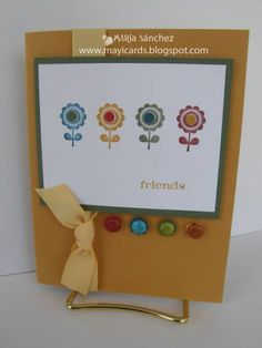 Stampin Up Funky Four