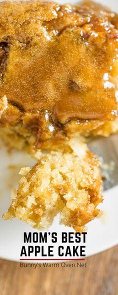 Egg Roll Recipes, Apple Cake Recipes, Honey Recipes, Dessert Recipes, Apple Desserts, Recipe Using Apples, Chapati Recipes, Cafeteria Food, Delicious Desserts