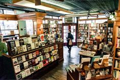 If you've ever wanted to visit every single bookstore in New York City, we have a map that can help—and a few suggestions of some of our favorites.