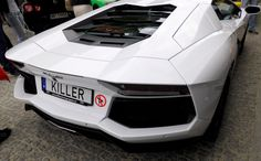 "Lamborghini Aventador LP 700-4 /// ""KILLER"" /// GT Polonia 2013"