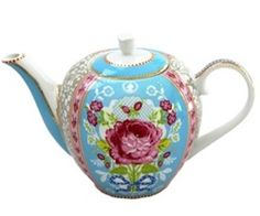 teapot only $120 but beautiful roses!
