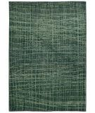 RugStudio presents PANTONE UNIVERSE Expressions 5998g Blue/ Green Machine Woven, Good Quality Area Rug