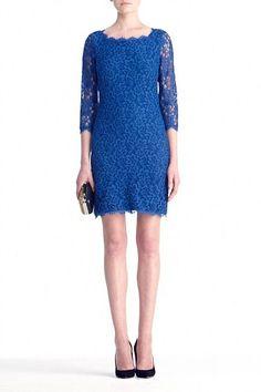 Zarita Dress   Dresses by DVF