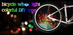 Tecnologia: #[Coupon] #YQ8003 #Bicycle Light DIY LED Wheel Light Waterproof for 26 inch Bike Wheel (link: http://ift.tt/2jgPaDC )