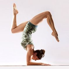 Amazing.... Gahh I want to be a Yoga goddess like this woman!