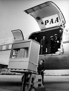 'In September 1956, IBM launched the 305 RAMAC, the first 'SUPER' computer with a hard disk drive. The HDD weighed over a ton and stored 5MB of data.'