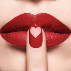 The Perfect Red Lipstick - Beauty Cureighted.