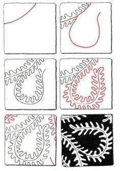 Zentangle patterns zentangle-patterns