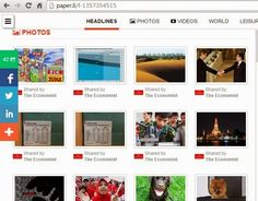 Online Newspapers by Mohit Trendster: The Environmentorial (27 Aug 2014) - Freelance Talents #mohitness
