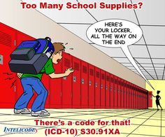 There's a code for that! Certified Clinical Medical Assistant, Medical Coder, Medical Billing And Coding, Pharmacy Humor, Medical Humor, Work Humor, Work Funnies, Icd 10, Medical Field