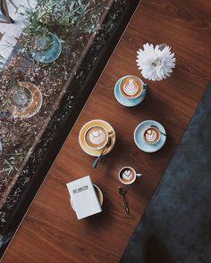 "7,376 Likes, 67 Comments - Mr zhou (read:chow) (@happyboringlife) on Instagram: ""Nemu cangkir imut lucu di @containcoffee .. langsung gw beli aja dan minta tolong dibikinin kopinya…"""