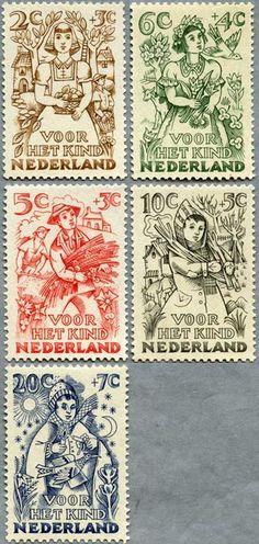 ◇ Holland 1949