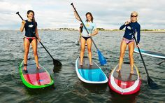Beat the San Diego heat this weekend at Mission Bay Sportcenter-   $11 for Four-Hour SUP Board or Kayak Rental or $15 for All Day Rental.  #paddleboard #kayak #beach #sandiego #missionbay #utdeals