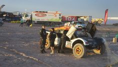 #Dakar2013 Guerlain Chicherit SMG buggy, great showing yesterday